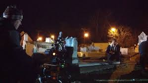 Shooting on one of the coldest nights Louisiana has had in 30 years.